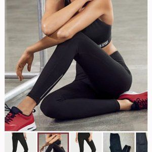 Victoria's Secret Sport Zipper Knockout Leggings
